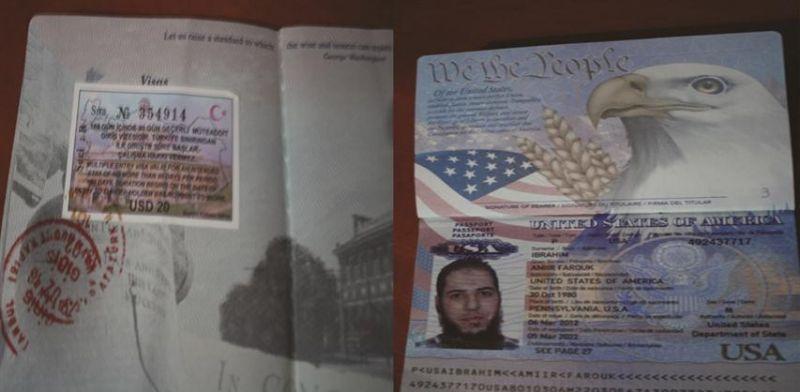 Une autre crapule égyptienne de nationalité américaine, Amir Farouk Ibrahim.