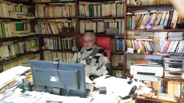 Mezri Haddad, octobre 2012.