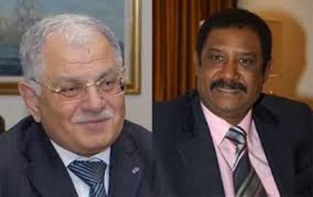 Kamel Morjane et Mohamed Ayachi Ajroudi, le diplomate à l'envergure internationale et le bâtisseur d'entreprises à l'échelle mondiale. Lequel portera l'Initiative nationale destourienne tunisienne vers la victoire ?