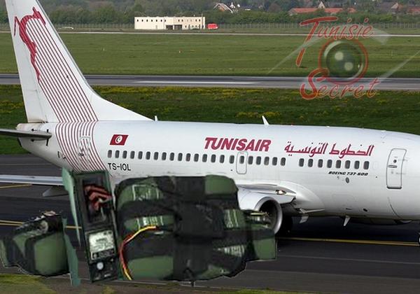 Urgent : une bombe trouvée à bord du vol TU 718 de Tunisair