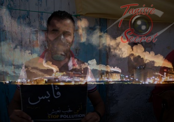 Tunisie : Génocide chimique à Gabès (vidéo)