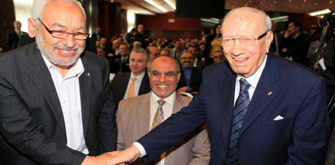 BCE à Carthage et une coalition entre Nidaa Tounes et Ennahdha, par Moncef Achour