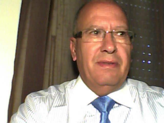 Kilani Bennasr, colonel de l'armée tunisienne à la retraite.