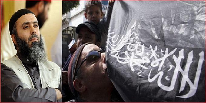 Seifallah Ben Hassine, alias Abou Iyadh, chef d'Ansar al-charia, la section tunisienne d'Al-Qaïda. Il a été libéré en 2011 par Farhat Rajhi, sous la pression de Sihem Bensedrine, Radhia Nasraoui, Mokhtar Trifi, Mohamed Abbou, Abderraouf Ayadi et bien d'autres mercenaires de la pseudo-révolution.