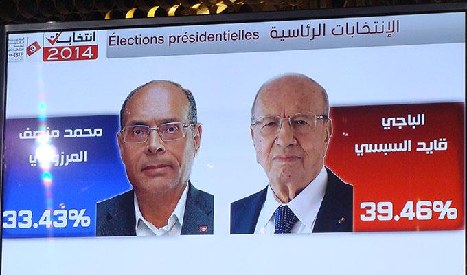 Six points séparent le candidat de la Tunisie au mercenaire du Qatar.