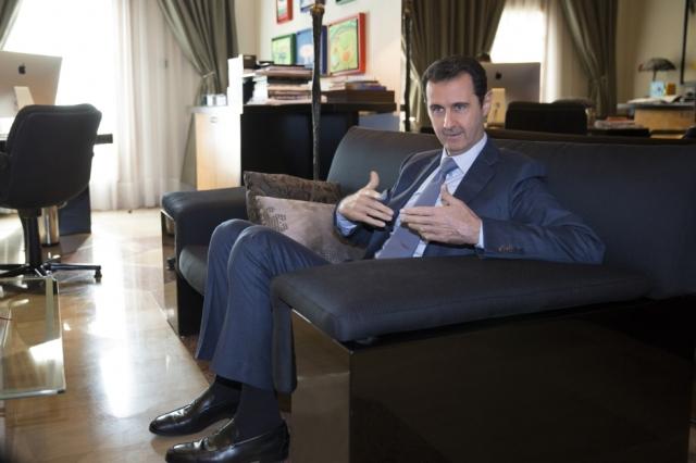 Bachar al-Assad, symbole de la résistance héroïque arabe face à l'invasion de l'islamo-atlantisme, de l'impérialisme et du néocolonialisme occidental.