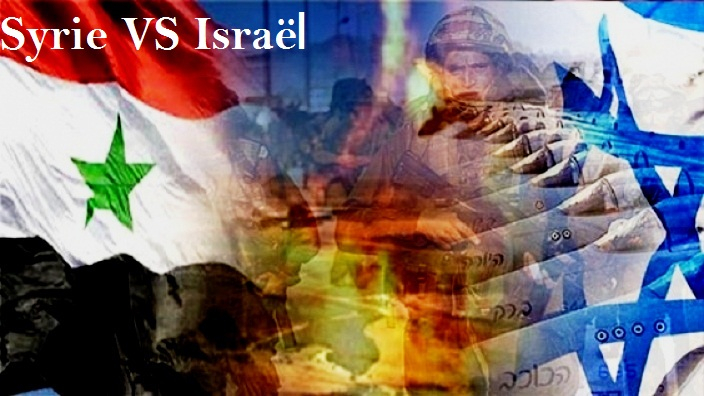 L'armée israélienne à la rescousse des terroristes en Syrie