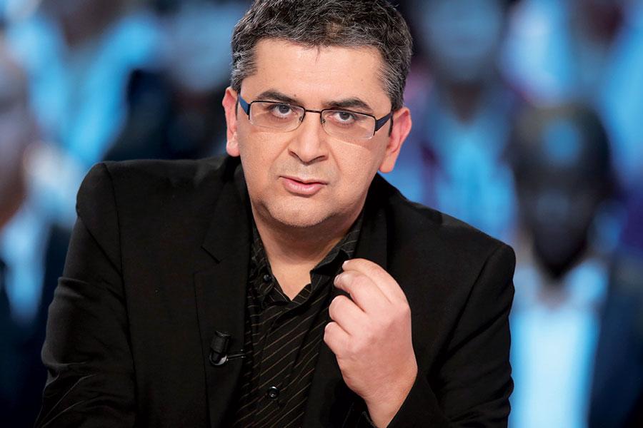 Mohamed Sifaoui, journaliste d'investigation spécialisé dans la traque des islamistes.