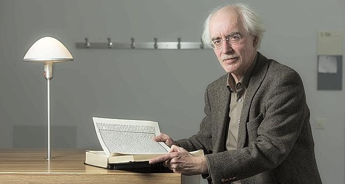 Reinhard Schulze, professeur d'islamologie à l'université de Berne.