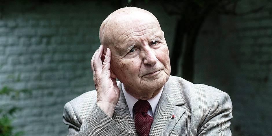 Salah Stétié, diplomate et écrivain franco-libanais.