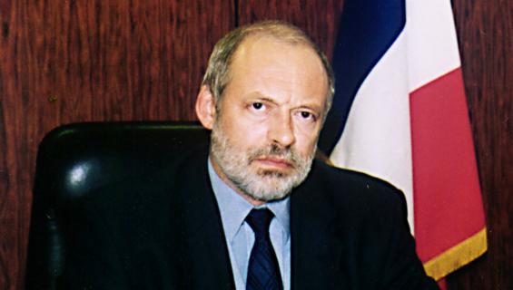 Alain Chouet, ancien chef du Service de Renseignement de Sécurité de la DGSE.