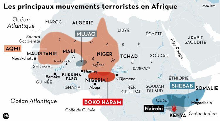 Un nouveau fléau menace l'Afrique, celui du terrorisme islamiste