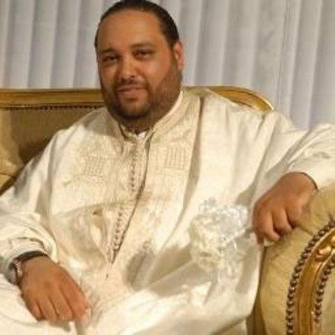 Le défunt Ahmed Jribi, mort à Casablanca à l'âge de 37 ans.