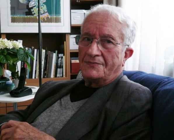 L'écrivain et essayiste tunisien Abdelaziz Kacem.