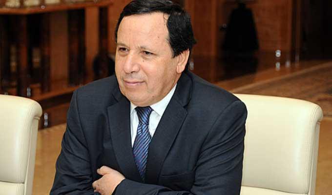 M.Khémaïes Jhinaoui, actuel ministre des Affaires étrangères.