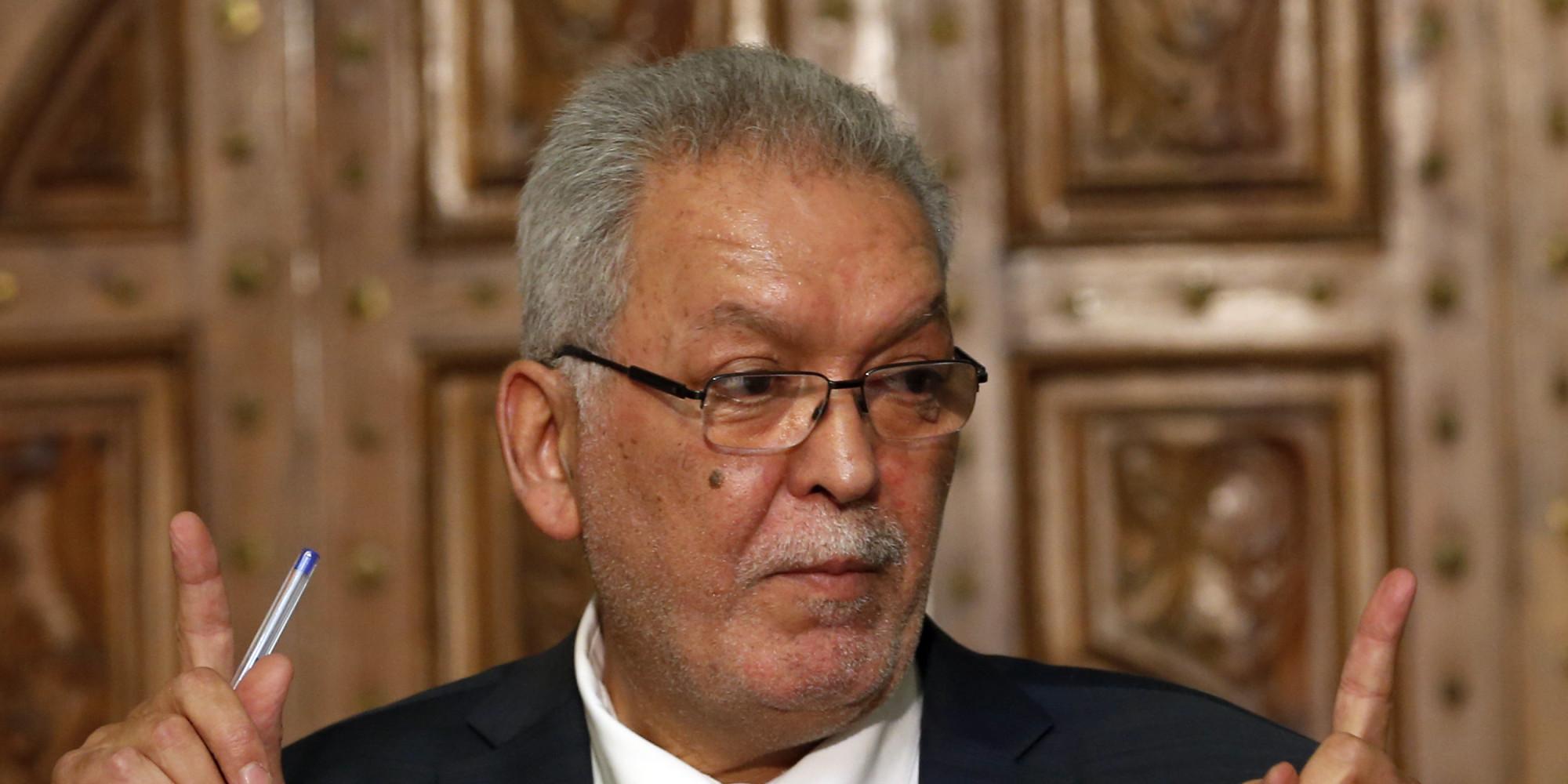 Le ministre franco-tunisien Kamel Jendoubi.