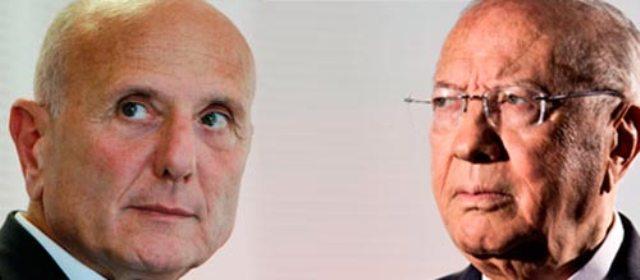 Exclusif : rencontre secrète entre Ahmed Nejib Chebbi et Béji Caïd Essebsi