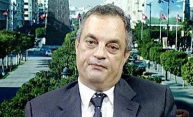 Maher Haffani, médecin pédiatre, cadre de Nidaa Tounes et dissident avant la vague de dissidence.