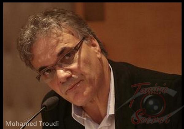 Mohamed Troudi, politologue tunisien spécialiste de questions géopolitiques et internnatioales.
