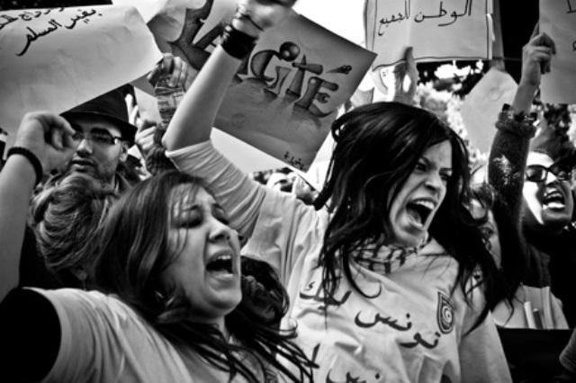 Michael Jackson avec les révolutionnaires tunisiens !