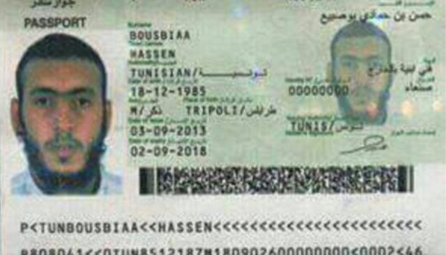 Identité du terroriste Hassen Bousbia, amnistié par Moncef Marzouki en 2012, abattu à Ben Guerdane en 2016.