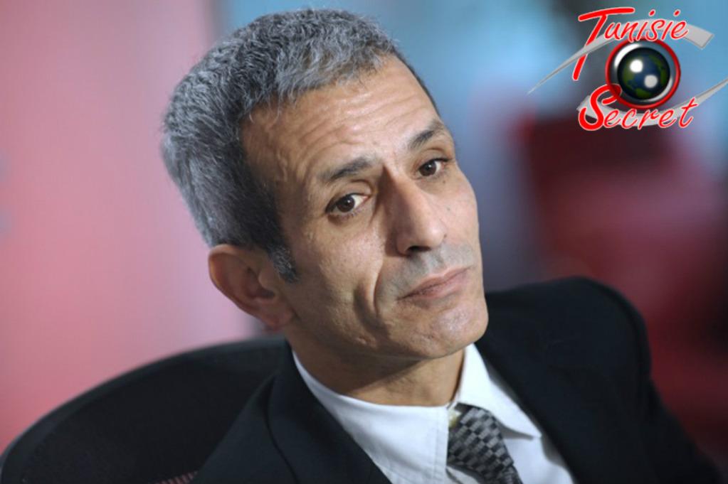"""Malek Boutihn ancien président de la """"pépinière"""" SOS Racisme et actuel député PS de l'Essonne."""