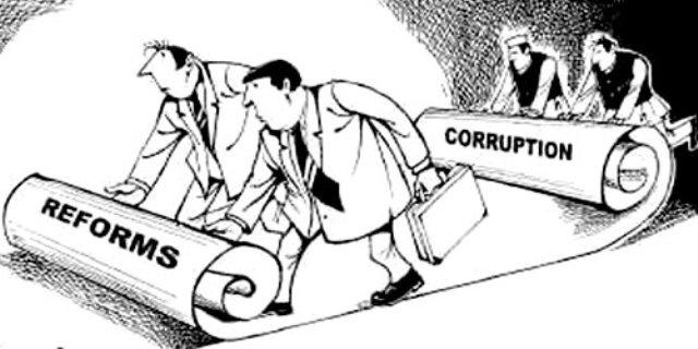 Depuis le coup d'Etat de janvier 2011, la corruption a quadruplé.