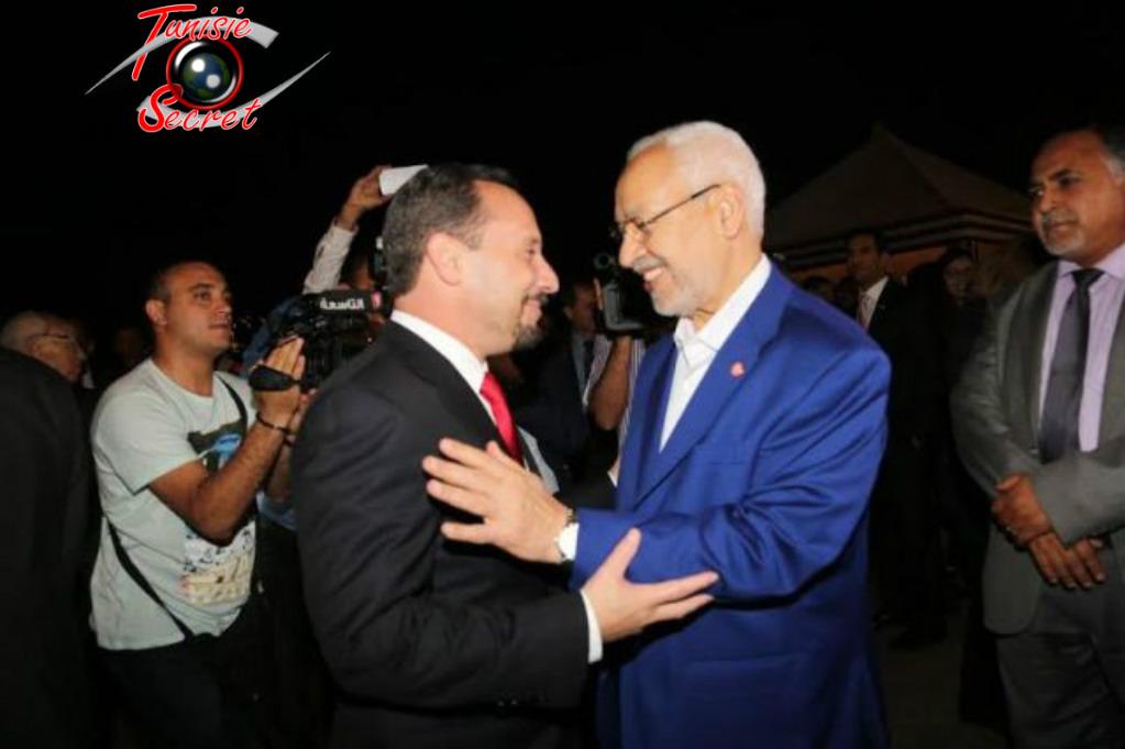 Fraternité islamo-sioniste entre Rached Ghannouchi et Daniel Rubinstein.