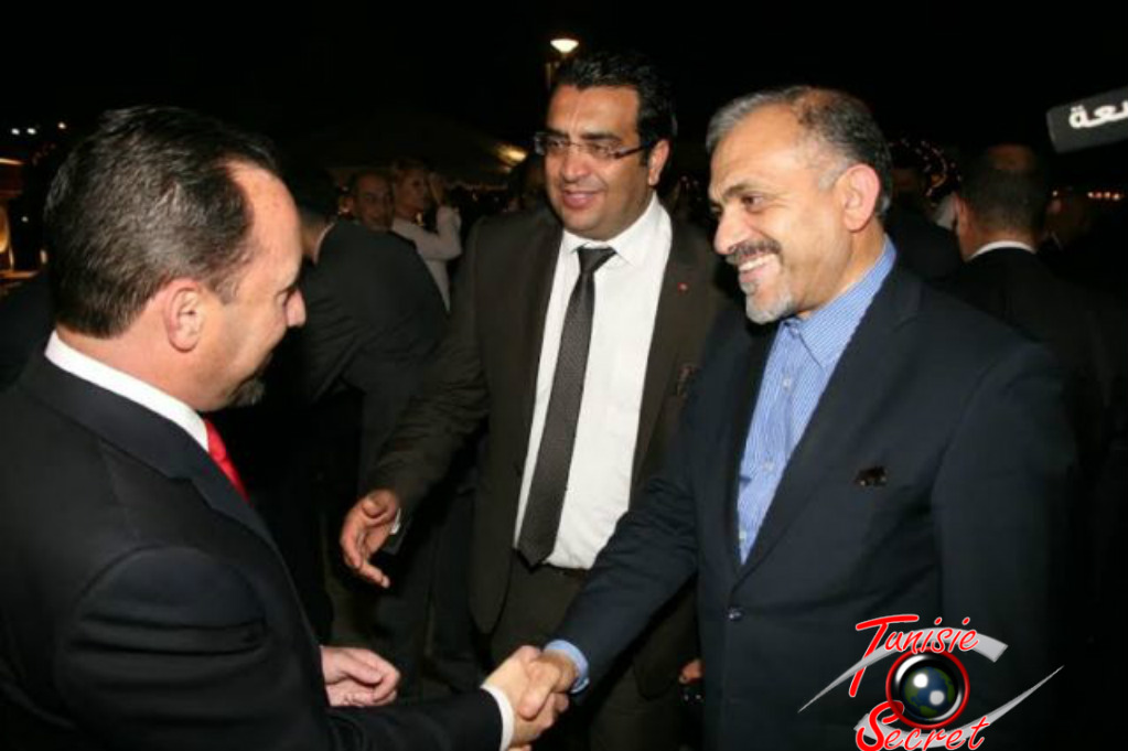 Ameur Larayedh, la crapule des Frères musulmans.