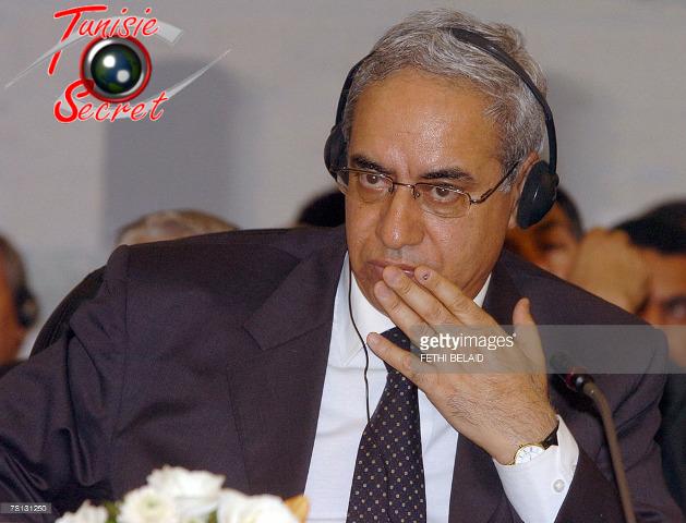 Taoufik Baccar, l'un des meilleurs économistes du pays, ancien ministre et ancien gouverneur de la Banque Centrale.