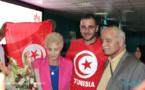 La médaille d'or pour la Tunisie, par Fakhreddine Mezzi