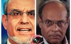Hamadi Jebali accable son « frère » en secte, Moncef Marzouki