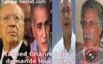 Ghannouchi a donné son accord pour assassiner quatre personnalités tunisiennes