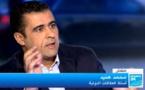 Mohamed Hnid, usurpant sur France24 le titre d