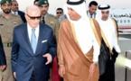 Le bédouin du Qatar humilie  le beldi de Tunis