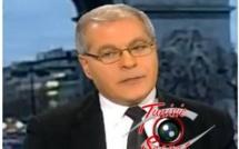 Mezri Haddad, ancien Ambassadeur de Tunisie à l'UNESCO.