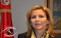 Salma Elloumi Rekik, Ministre du Tourisme.