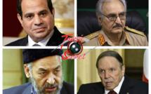 Accord Haftar-Sarraj, une gifle pour le couple Bouteflika-Ghannouchi