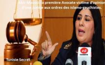 Tunisie: l'avocate Abir Moussi, seule contre tous et contre les islamo-gauchistes !