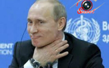Le Président Russe, Vladimir Poutine, à qui l'histoire a donné raison.