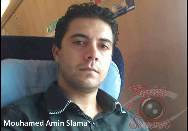 Tentative d'assassinat en France du blogueur tunisien Mohamed Amin Slama